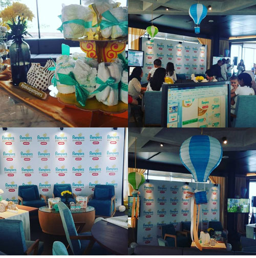 Pampers - Blogger Gathering 2016